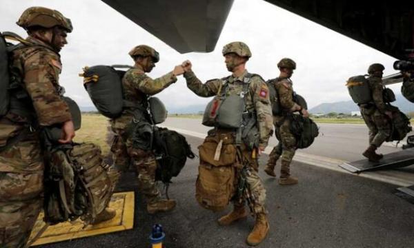 پنتاگون: توافق استقرار محدد نظامیان آمریکا در عراق چیز تازه ای نیست