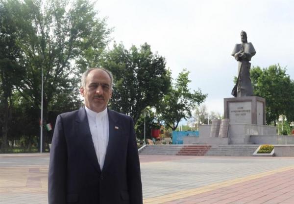 توئیت سفیر ایران در تاجیکستان به مناسبت روز ملی خلیج فارس