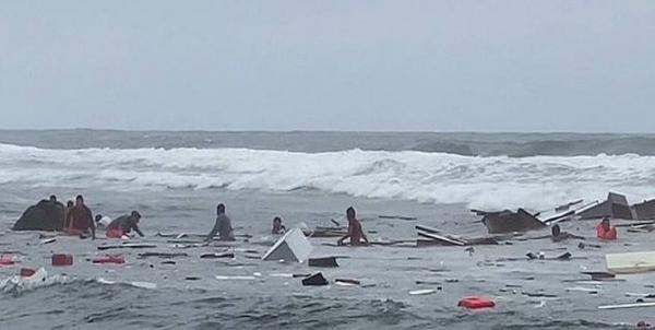 واژگونی قایق قاچاقچیان انسان در کالیفرنیا سه کشته برجا گذاشت