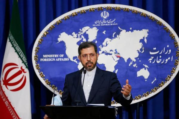 واکنش وزارت خارجه به حادثه سقوط دیپلمات سوییسی