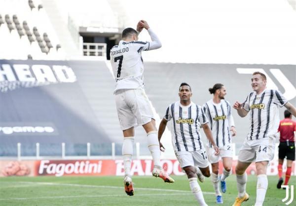 یوونتوس با پیراهن جدیدش به فینال کوپا ایتالیا می رود