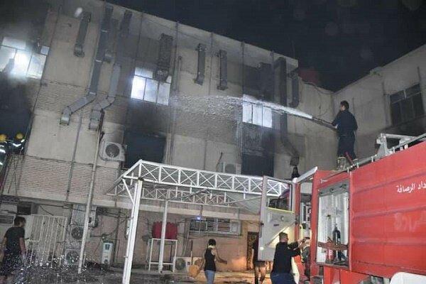 واکنش دفتر نخست وزیری عراق درباره حادثه بیمارستان ابن الخطیب