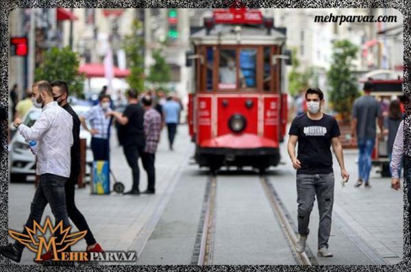 سفر به استانبول در تابستان 1400 در ایام کرونا