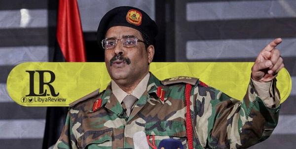 سخنگوی ارتش ملی لیبی: حضور مزدوران ترکیه در لیبی اشغالگری محض است