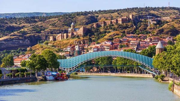 حقایق جالب درباره پل صلح؛ گرجستان، عکس