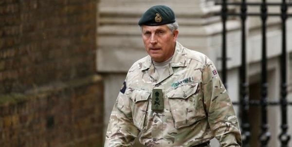 ادعای فرمانده انگلیسی: خروج ما ممکن است به جنگ داخلی در افغانستان منجر گردد