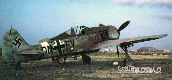 روایتی کوتاه از نبرد هوایی آلمان و انگلیس در جنگ جهانی دوم
