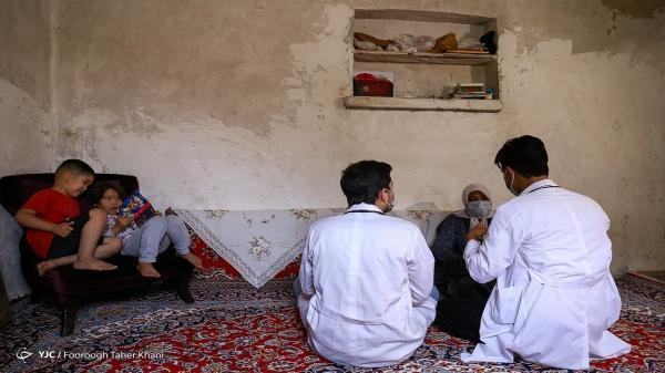 روایت یاری هایی از جنس درمان و پزشکی در دورترین منطقه ها تهران